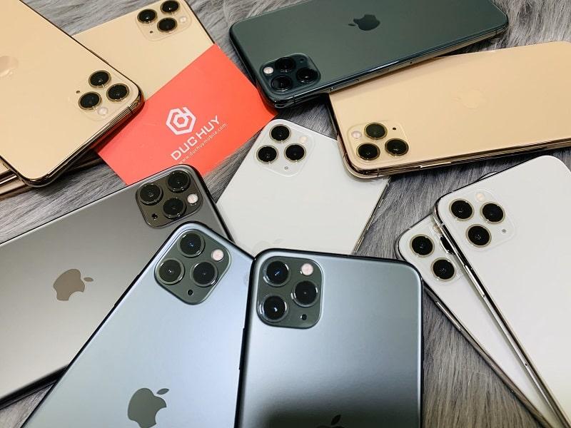 mua iPhone 11 Pro
