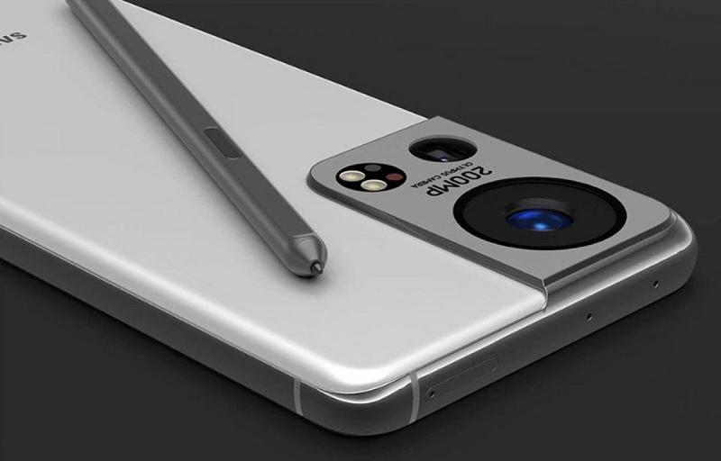 camera Samsung Galaxy S22 Ultra 5G