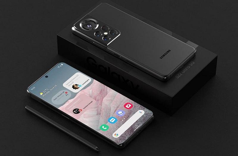 Samsung Galaxy S22 Ultra 5G giá bao nhiêu