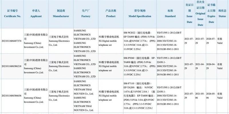 Samsung Galaxy Z Flip 3 sạc 25W