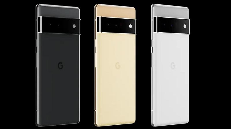 camera Google Pixel 6, Pixel 6 Pro
