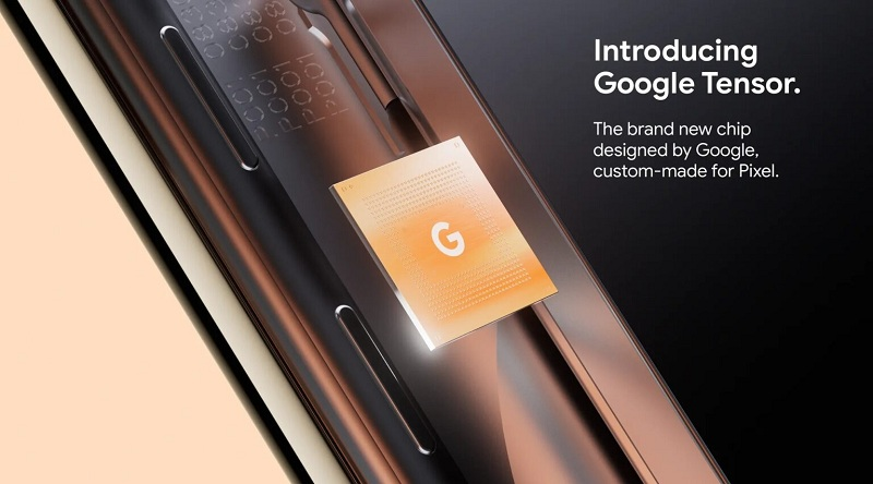 chip Google Pixel 6, Pixel 6 Pro
