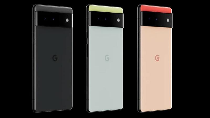 Trên tay Google Pixel 6 Pro
