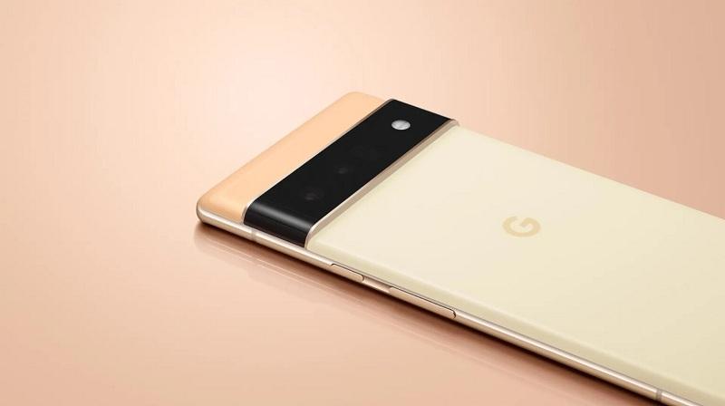 thiết kế Google Pixel 6, Pixel 6 Pro