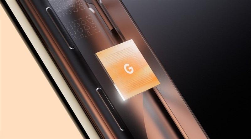chip Google Pixel 6 Pro