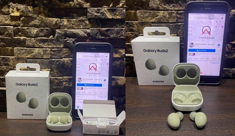 Samsung Galaxy Buds 2 fullbox