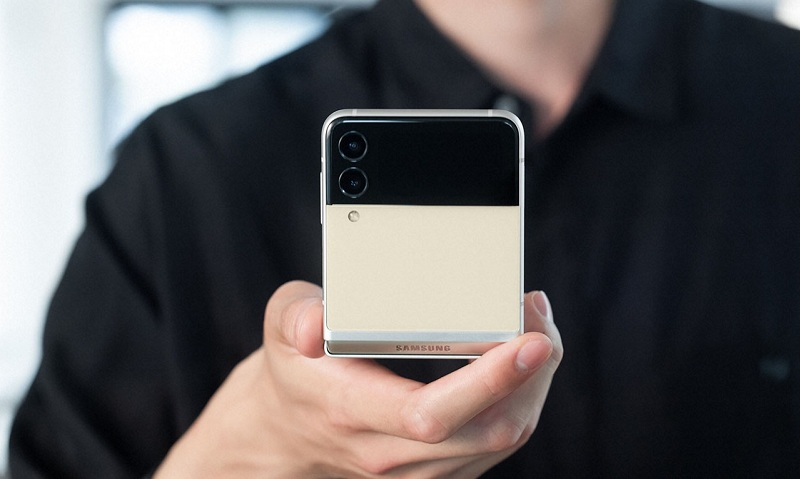 camera Samsung Galaxy Z Flip 3 5G