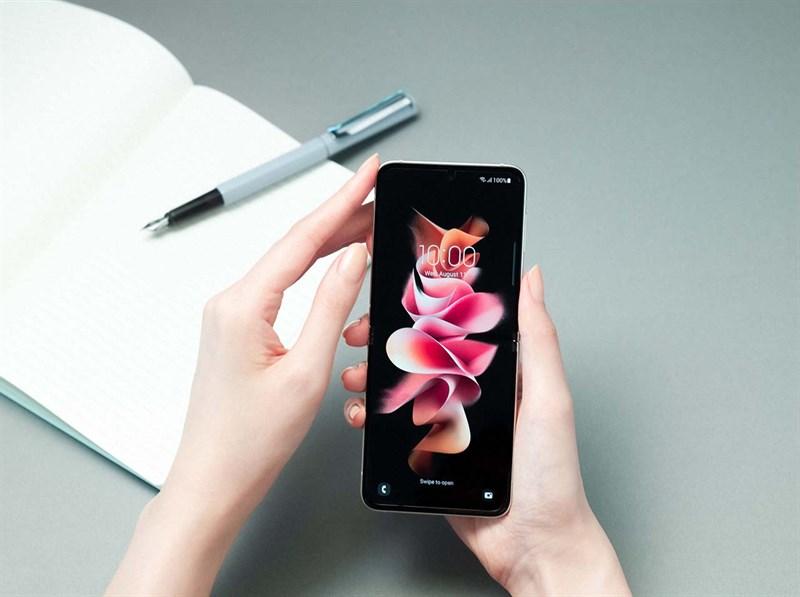 màn hình Samsung Galaxy Z Flip 3 5G