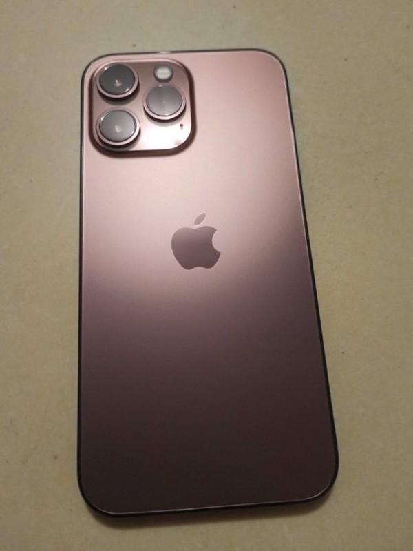 iPhone 13 Pro Rose Gold