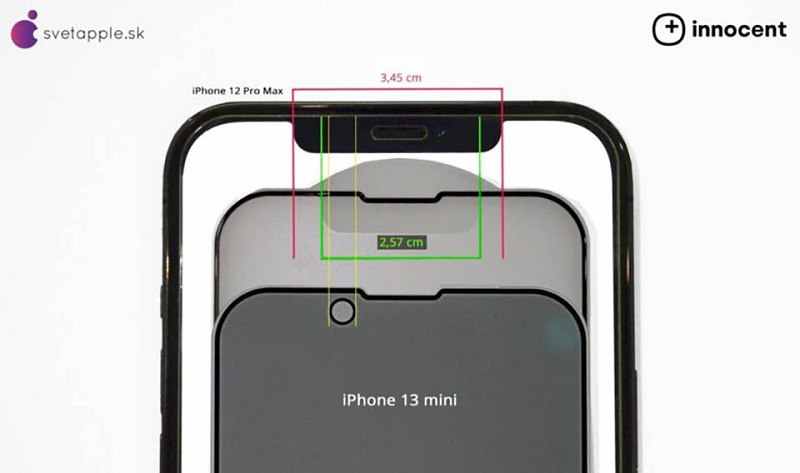 màn hình iPhone 13