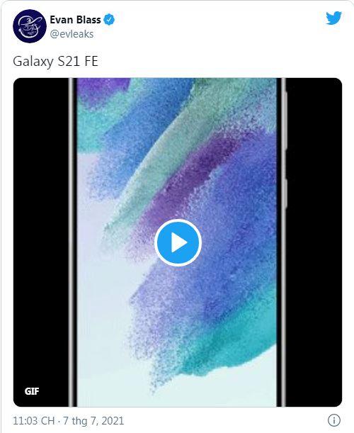 360 độ Samsung Galaxy S21 FE 5G