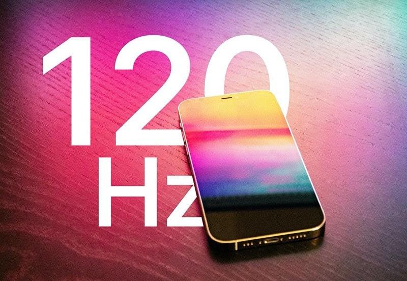 hiển thị iPhone 13 series