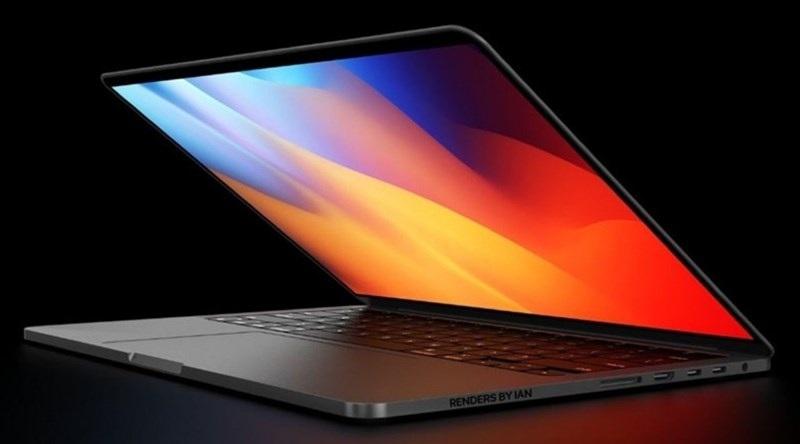 màn hình MacBook Pro M1X 2021