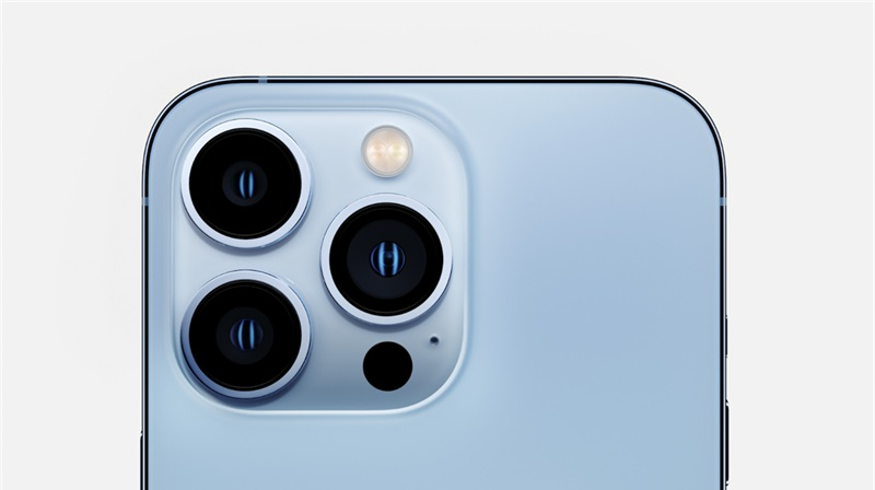 iPhone 13 Pro Max màu Sierra Blue