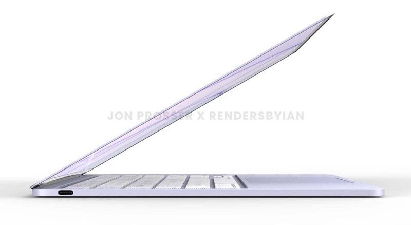 viền Macbook Air M1X 2021