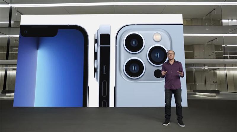 thiết kế iPhone 13 Pro Max 1TB