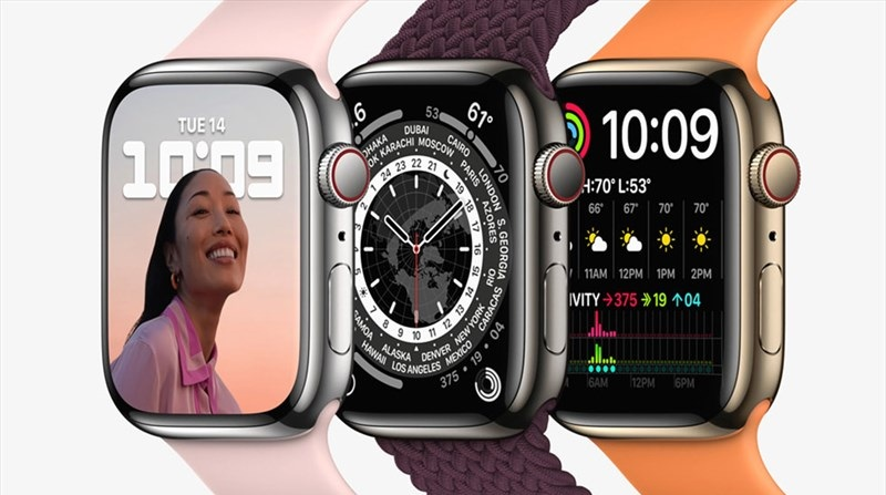 Mua trả góp Apple Watch Series 7