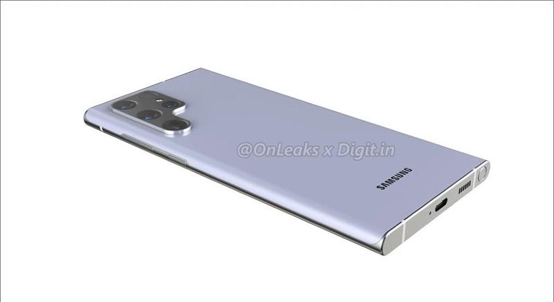 kích thước Samsung Galaxy S22 Ultra 5G