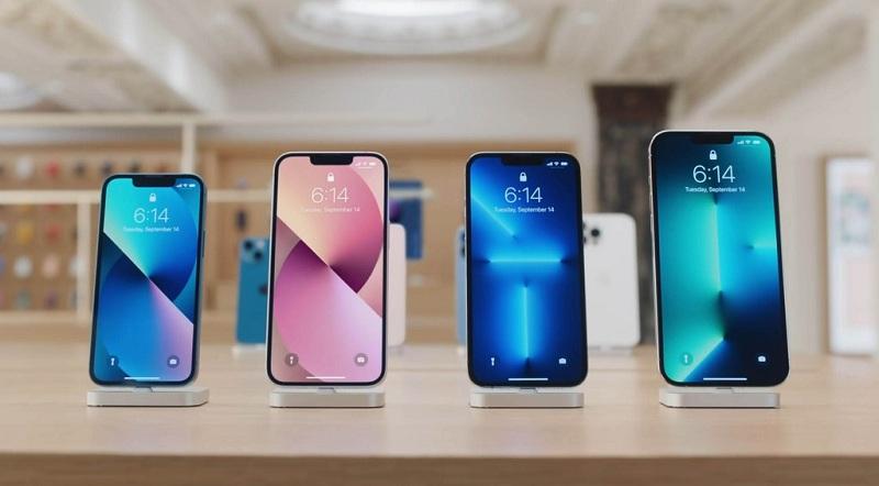 màn hình iPhone 13 Series