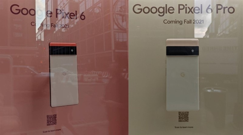 Google Pixel 6 Pro bao giờ ra mắt