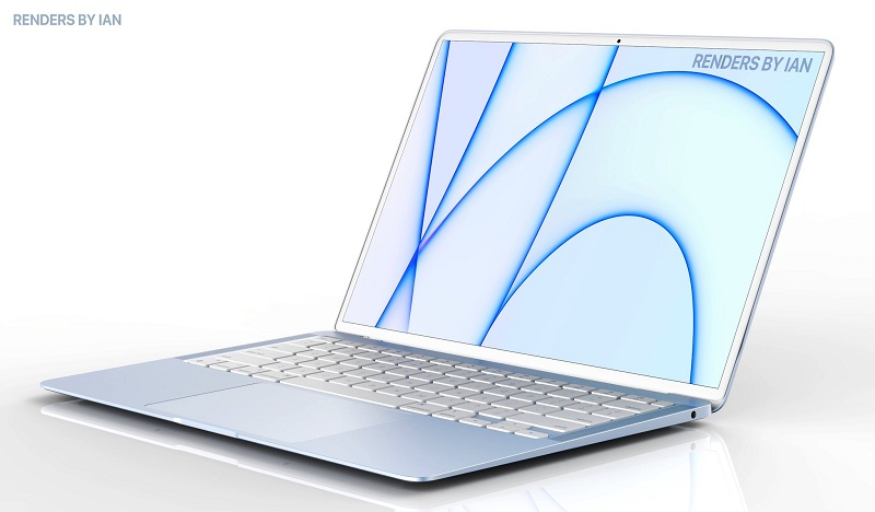 Cấu hình Macbook Air M1X 2021