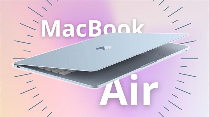 Đánh giá MacBook Air M1X 2021