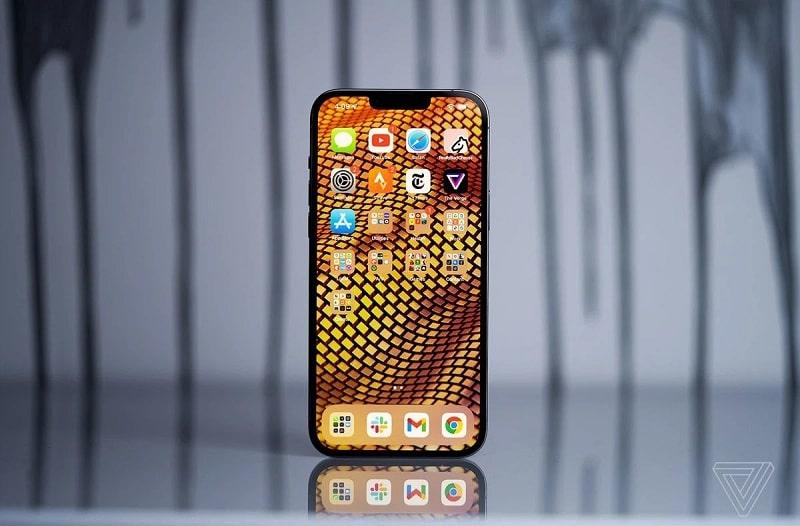 hiển thị iPhone 13 Pro