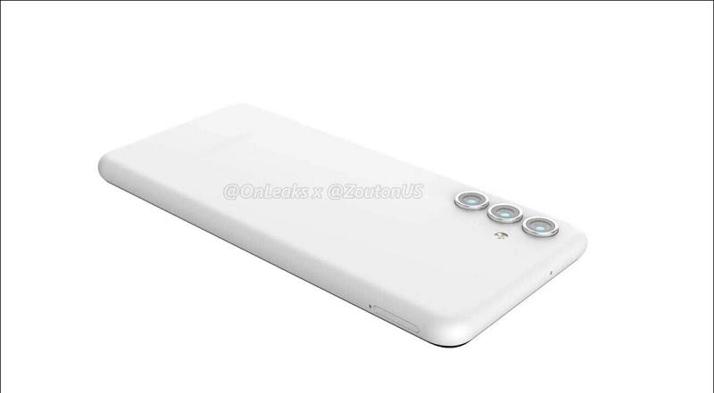 thiết kế Samsung Galaxy A13 5G