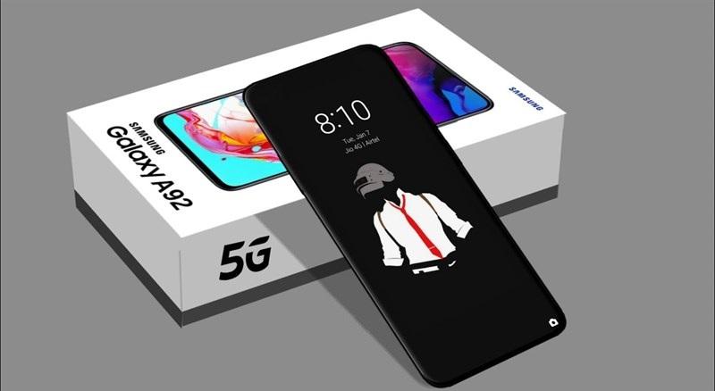 hộp Samsung Galaxy A92