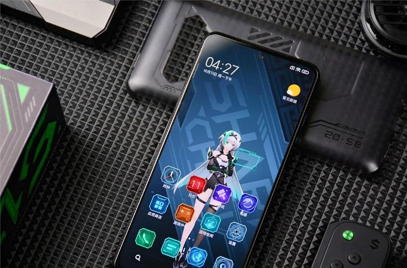 màn hình Xiaomi Black Shark 4S Pro