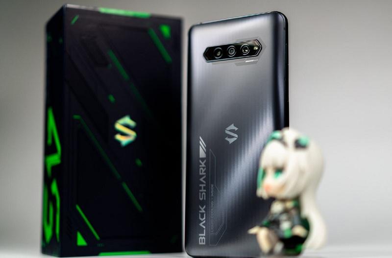 giá Xiaomi Black Shark 4S Pro