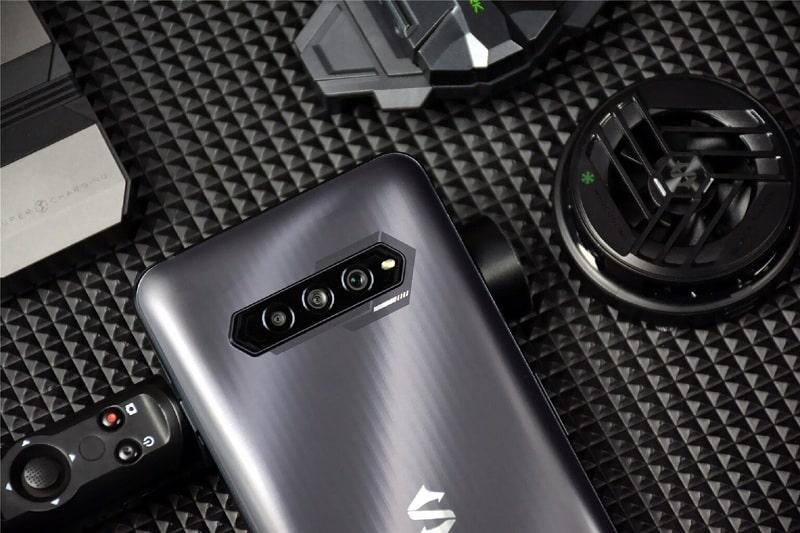 camera Xiaomi Black Shark 4S Pro