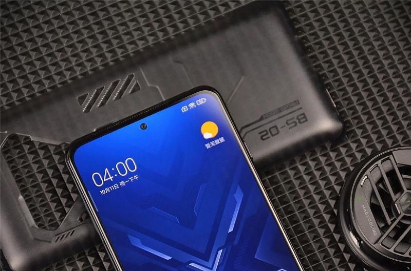 hiển thị Xiaomi Black Shark 4S Pro