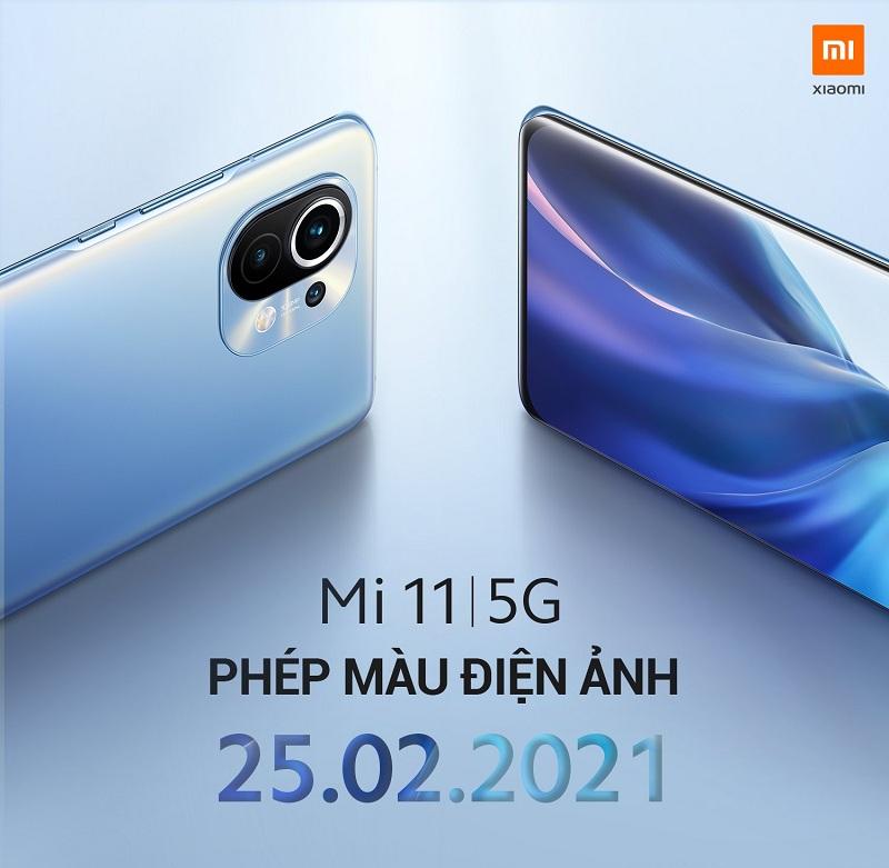 ngày ra mắt Xiaomi Mi 11