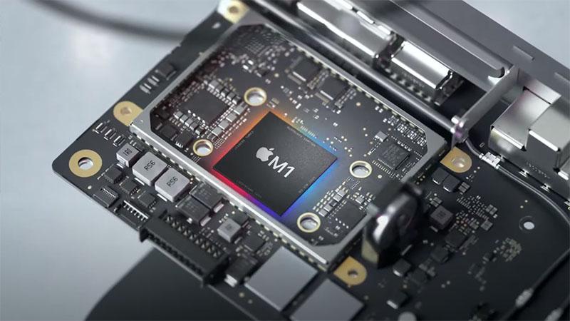 chip Macbook Air M1