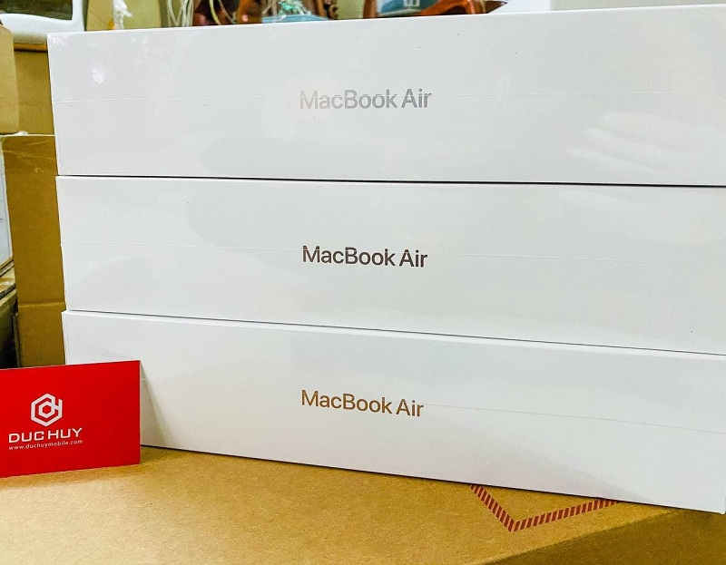 Mua ngay Macbook Air M1