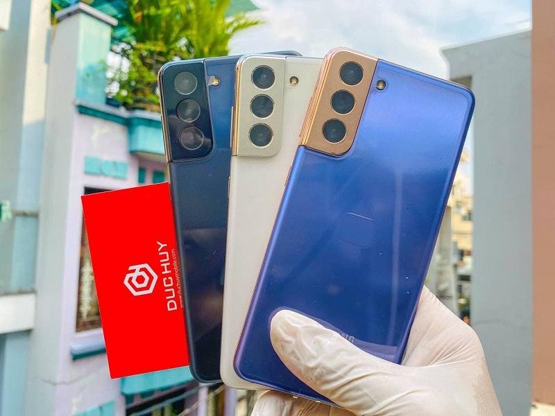 3 màu của Samsung Galaxy S21 5G