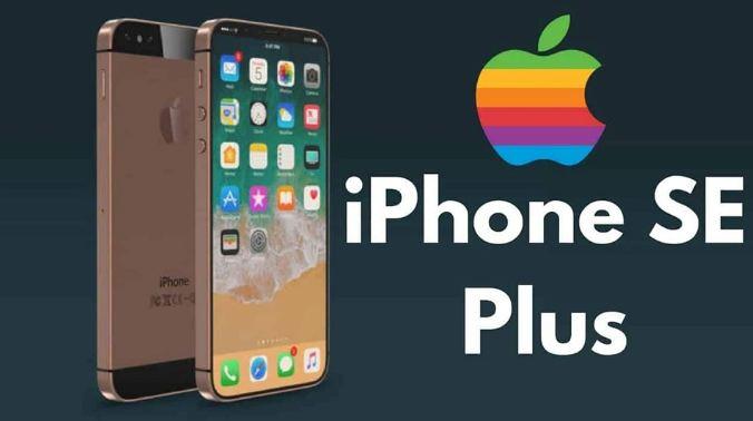 thiết kế iPhone SE Plus