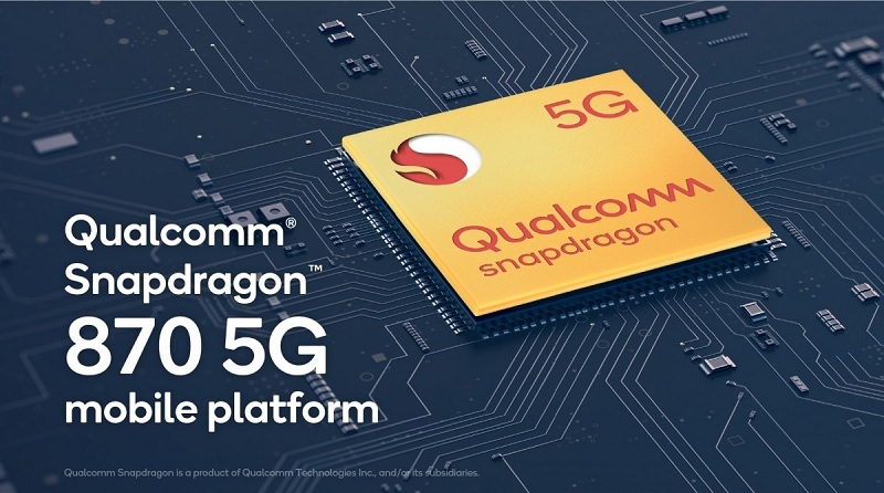 chip Snapdragon 870