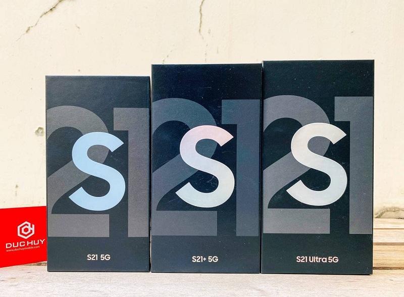 mua Galaxy S21, Galaxy S21+, Galaxy S21 Ultra