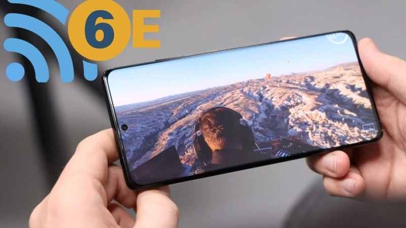 Galaxy S21 Ultra Wi-Fi 6E