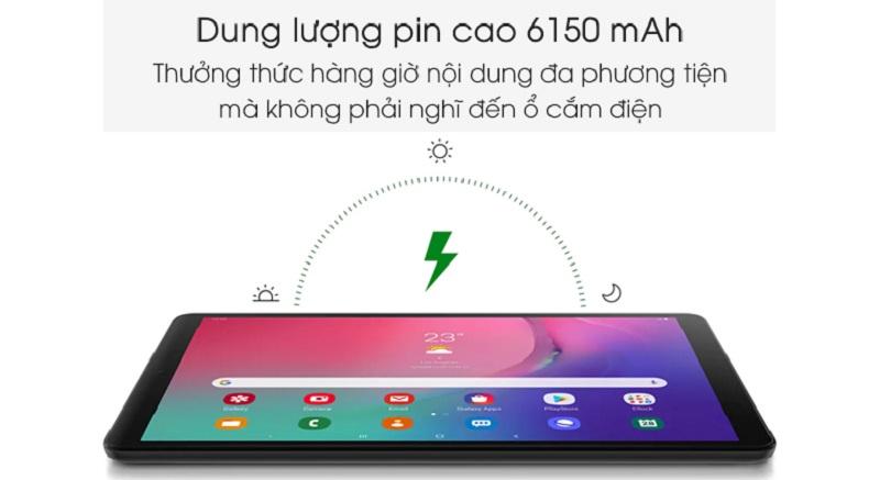 pin Galaxy Tab A 10.1 T515