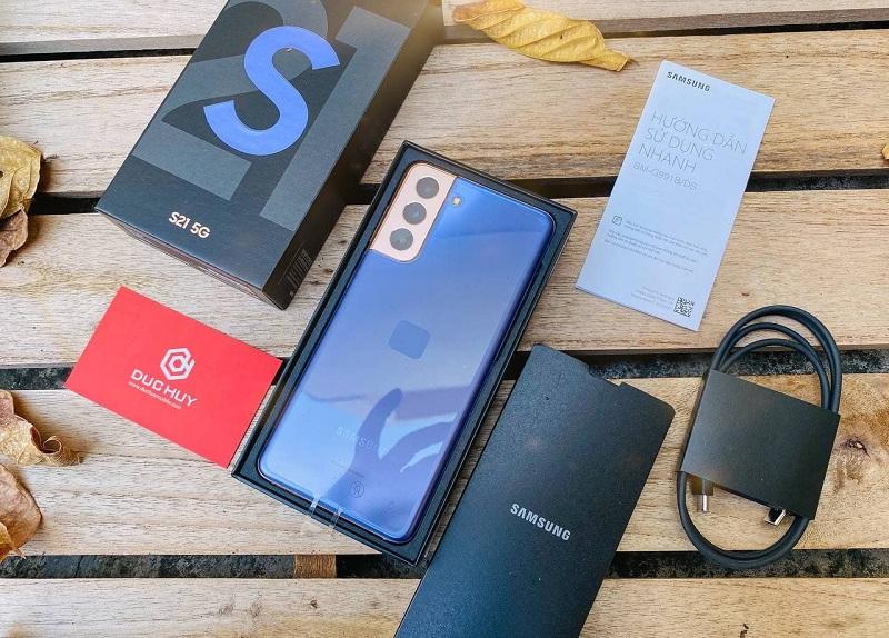 Samsung Galaxy S21 5G fullbox