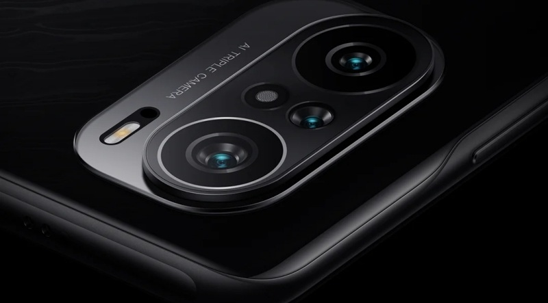 camera Redmi K40 Pro