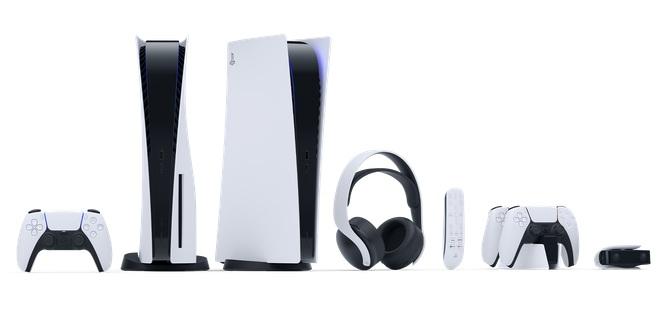 PlayStation 5 full phụ kiện