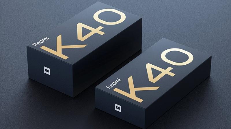 Redmi K40/ K40 Pro