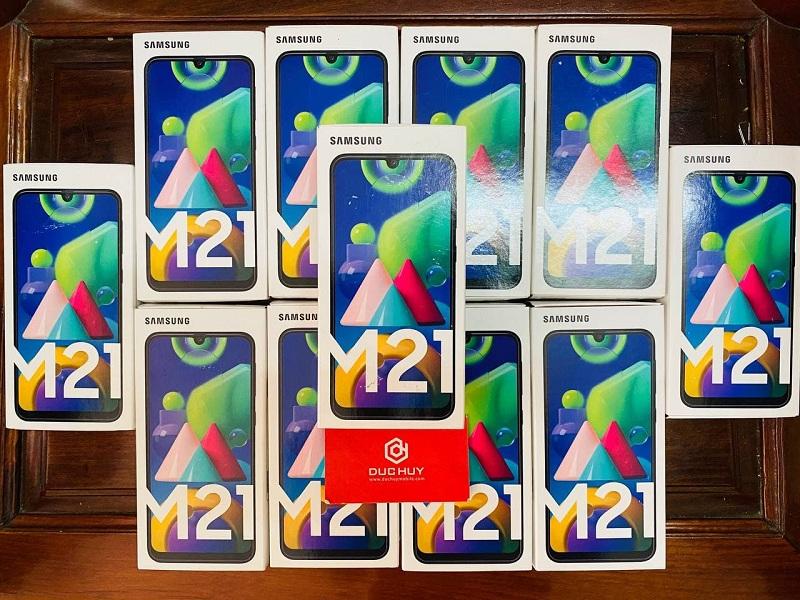 số lượng Galaxy M21