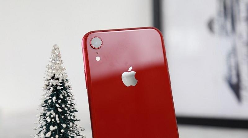 camera iPhone XR