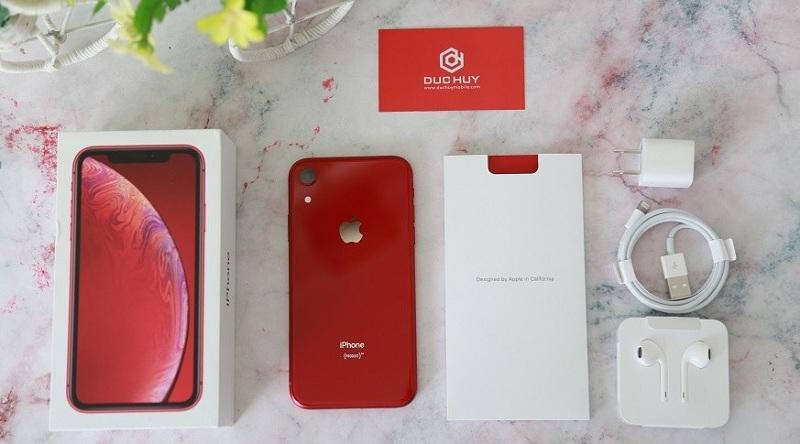 iPhone XR fullbox