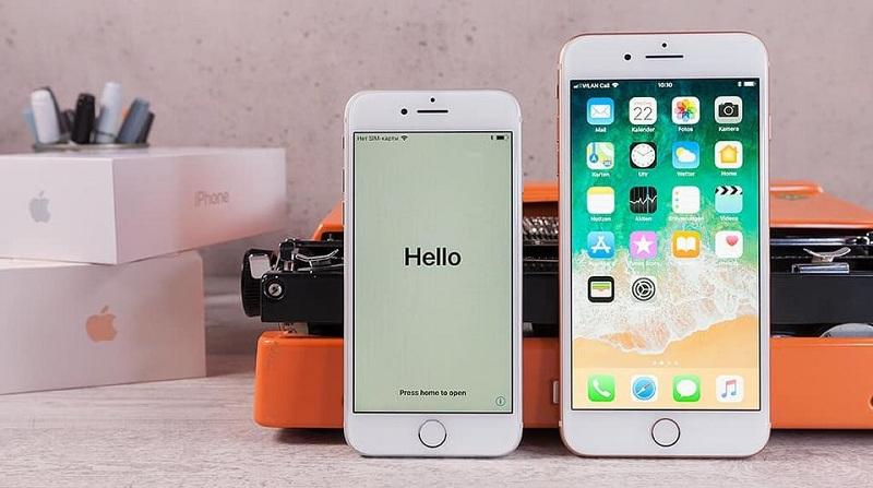 màn hình iPhone 8   8 Plus
